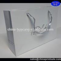 2015 Guangzhou custom paper bag printing at low price