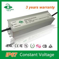 shenzhen constant voltage waterproof 12v led strip power supply 80w