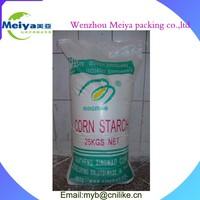 High quality corn starch plastic bag / corn starch bag / pp woven bag