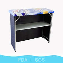Modern home bar counter design cast iron bar table