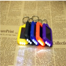 Promotional Factory Custom Key ring Souvenir Led Keychain Plastic Keychain