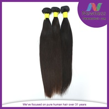Grade 5a 30inch human hair extensions virgin chinese straight hair wholesale