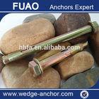 Sleeve Anchor / Double Threaded Wood Screws