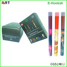 Cheapest electronic cigarette price colored smoke pure vapor E shisha hookah disposable