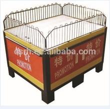 RH-PT022 height 900mm super market promotion desk