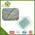 bulk preço temperatura resistente sólido transparente folha do policarbonato cobertura