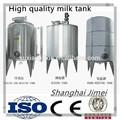 Uht de leche planta tanque de almacenamiento