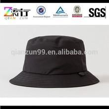 custom nylon bucket hats/waterproof bucket hats