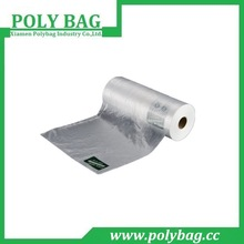 pe printed import plastic bag pe ld with logo for package