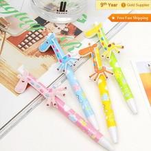 Multi-function Lovely Giraffe Ballpoint Pen