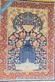 2x3ft großhandel Moschee für Gebetsraum seide handgefertigt Gebet Moschee teppich