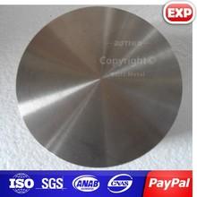 Manufacturer Direct Dia100mm Nickel Target Price