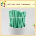 novo projeto da listra de cor palha bebendo papel decoração de festa