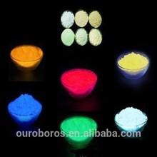 Fluorescent pigment & luminescentr pigment & glow in the dark powder