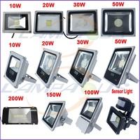 high brightness 5730 smd floodlights 85-265v ac 12v dc 100 watt led flood outdoor lighting