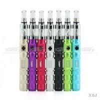 Kamry Adjustable Voltage e-cig refillable e cigarette X8J, vaporizer x8j e cigarette