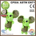 China barato recheado de mini brinquedo ratos para venda