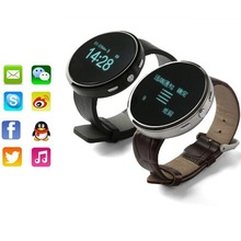 2015 Latest MTK 6250 Smart Watch Phone with OLED display