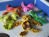 newly lovely colorful sea turtle toy