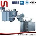 Unisun 315 kva 1 clase tres- fase paso- abajo transformador proveedor