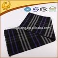 sensación de estilo de negocios bufanda de algodón para hombres
