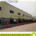 光スチール倉庫安い鉄骨構造の販売のための倉庫
