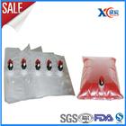 High quality bib juice packaging use flexible liquid bag