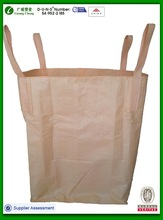 To stuff 600-1200kg sand or soil or coal Bulk Container Bag gc01