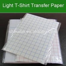 Nigeria HOTSALE 150g 300g Light and Dark Laser Dark T-shirt A4 A3 Size Transfer Paper