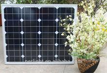 China cheap mini solar panel 50w ,High efficency mini solar panel for home system,mini solar panel price