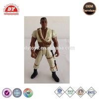 ICTI manufacturer OEM strong hunter action figure