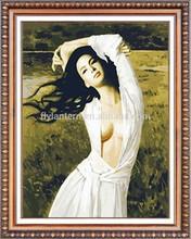 2015 nude sex woman 5d diy diamond painting (40*50cm)