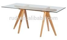 Möbel tisch/Rechteck Tisch/glastisch