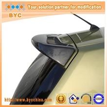 Carbon Fiber Car Rear Spoiler for Nissan Tiida OEM Style, Roof Spoiler
