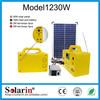 Small home 200w mono solar panel home lighting kits pv modules