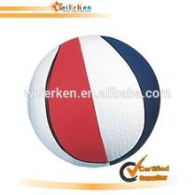 Foam basketball ball design