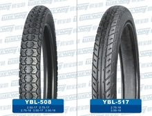 High quality motorcycle tyre size 90/90-17 with popular patterns 2014