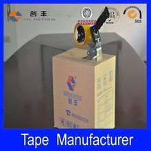 Yellowish decorative packing tape