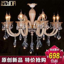 6 arms/8 arms Modern Luxury K9 Crystal Chandeliers Lighting in Dubai 1005