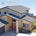 Mm 1340*420 tejas de madera del techo de metal cerámica/el certificado del ce de tejas de asfalto venta/buena calidad tejas para techos materiales