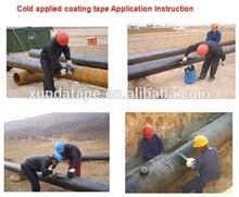 CHINA XUNDA PIPELINE TAPE & SYNTHETIC PRIMER for underground pipeline