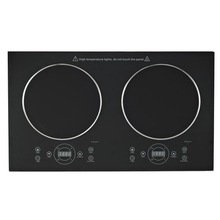 visioneer stainless steel cookware 2 burner electrical cooktop power plate