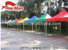 Pop style gazebo bamboo folding tent ,gazebo rattan