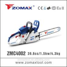 wood cutting machine40cc ZMC4002 tree cutting machine price india for sale in taizhou