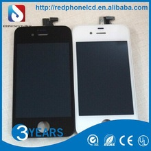 Top one ! factory directly lcd replacement digitize for iphone 4