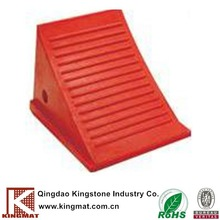 Polyurethane Wheel Chock Wedges for Trucks