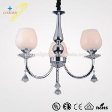 GZ20568-3P Thai pendant lighting fancy glass lampsade light OEM ODM interior lighting