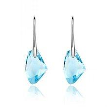 (e052434) New arrival-2011 Best selling chandelier vintage color acrylic hoop earrings