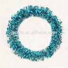 PVC/PET new design wire wreath rings flower head wreath wholesale wreath making supplies