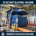 Q69 serie pasar- a través de tipo máquina de granallado de la placa de acero, h viga de acero y tubos